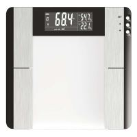 weight digital, personal, measuring body fat, body water, muscle mass, to 150 kg