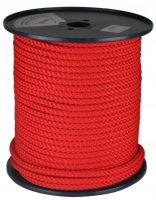 twine,PPV ,without core,  O 6mm x 100 m, Lanex