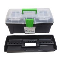 box, plastic,for tools, Greenbox, 300 x 167 x 150 mm