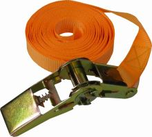belt,clamping,ratchet, to 500kg, 25 mm x 5 m