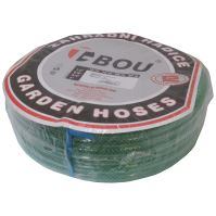 "garden hose, clear, green, 1/2 "", 25 m"
