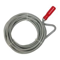 spiral cleaner for outfall,0,9mmx15m