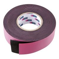insulating tape,vulcanizing, electrical, black,  0,76 x 25 mm / 5 m