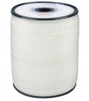 twine,PA ,with core,O 6 mm x 100 m, Lanex