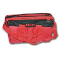 tool bag, working, cloth, zippered, 370 x 270 x 210 mm