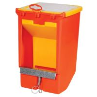 feeder ,suspension,hopper and cover, 3l