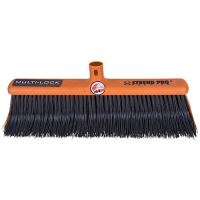 """Multi-lock"" leaf broom, without handle, 400 mm"