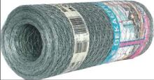 rabbit mesh,galvanized,  16 / 0,7 mm, 1000mm / 50 m