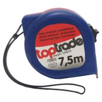 tape measure, 2 brakes,25 mm x 7,5 m