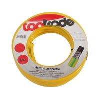 "garden hose, yellow - green, opaque, 3/4"", 25 m"