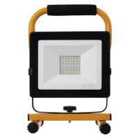 LED reflector, portable, 30W (260W), neutral white